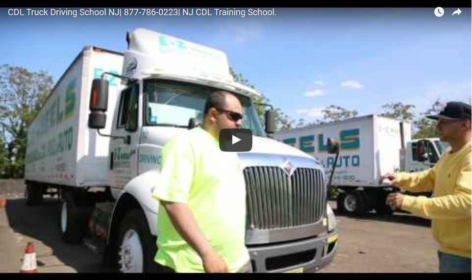 Driving School Cdl Truck Bus Auto Forklift Certification Nj