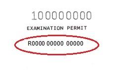 Examination Permit2