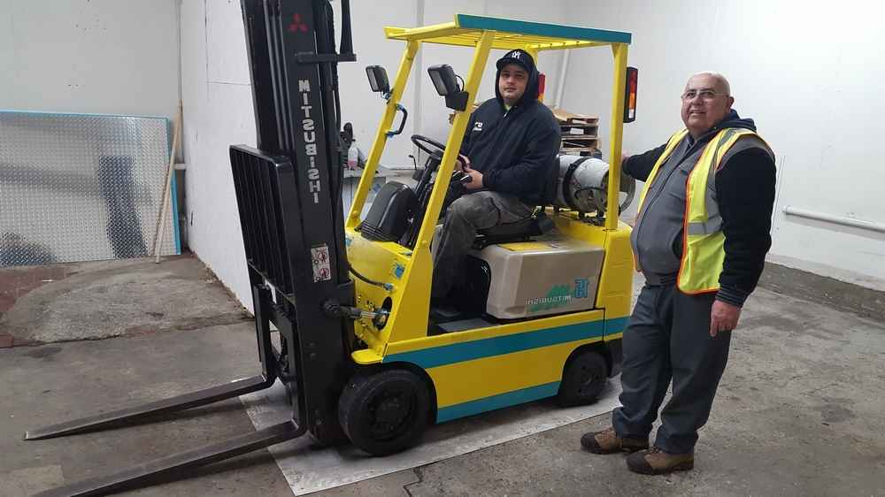 Forklift Training Forklift Certification Nj Forklift License