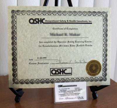 certificate - EZ Wheels - Driving School | New Jersey
