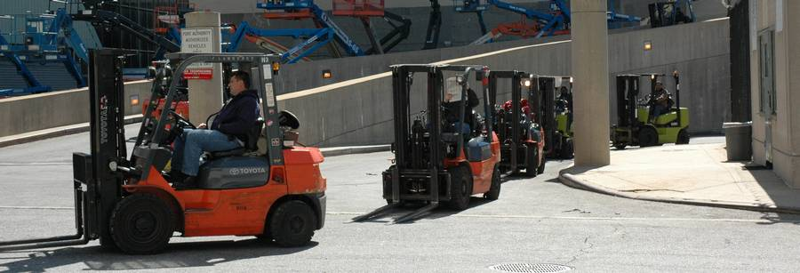 How to get forklift certification