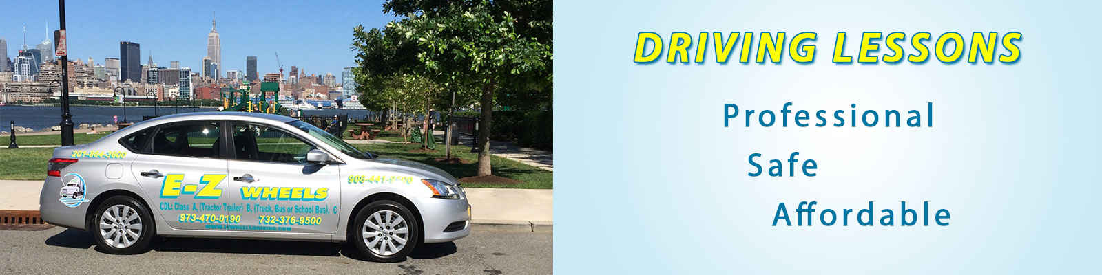 Driving school nj
