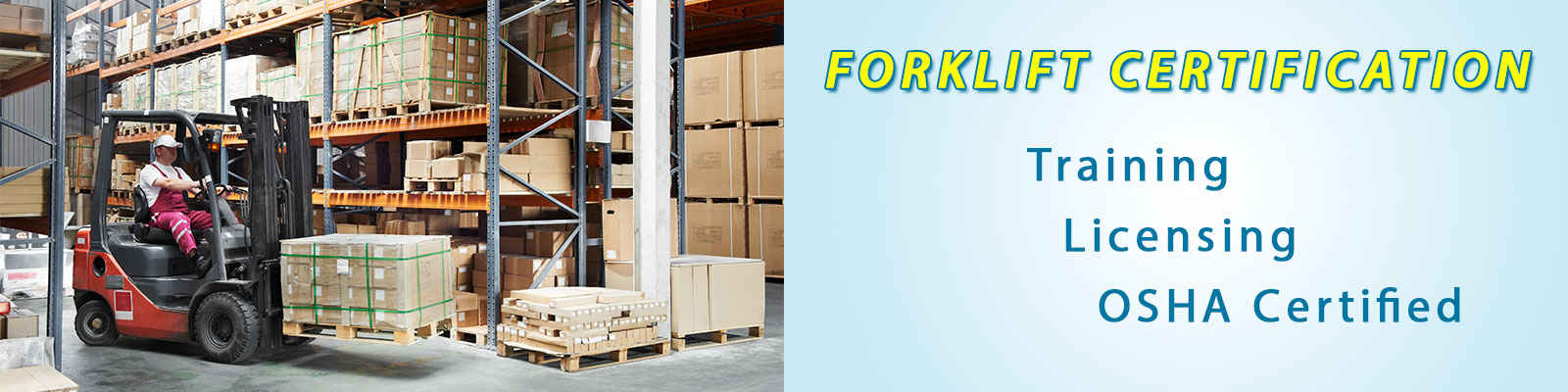 forklift training nj