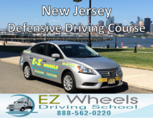 lower auto insurance defensive driving course nj