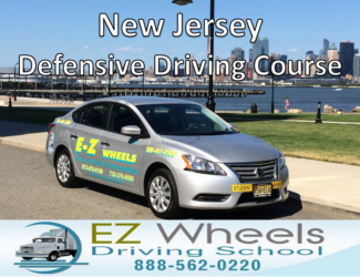 4 steps to lower auto insurance with defensive driving for Nj motor vehicle point reduction course