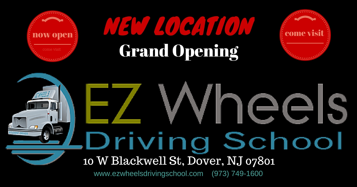 Driving school dover morris sussex county nj for Nj motor vehicle point reduction course