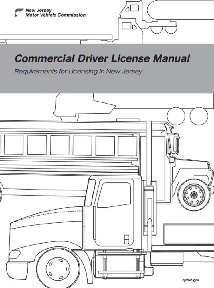 New_Jersey_Commercial_Driver_License_Manual
