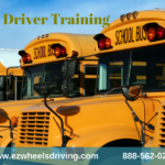 school bus driver training