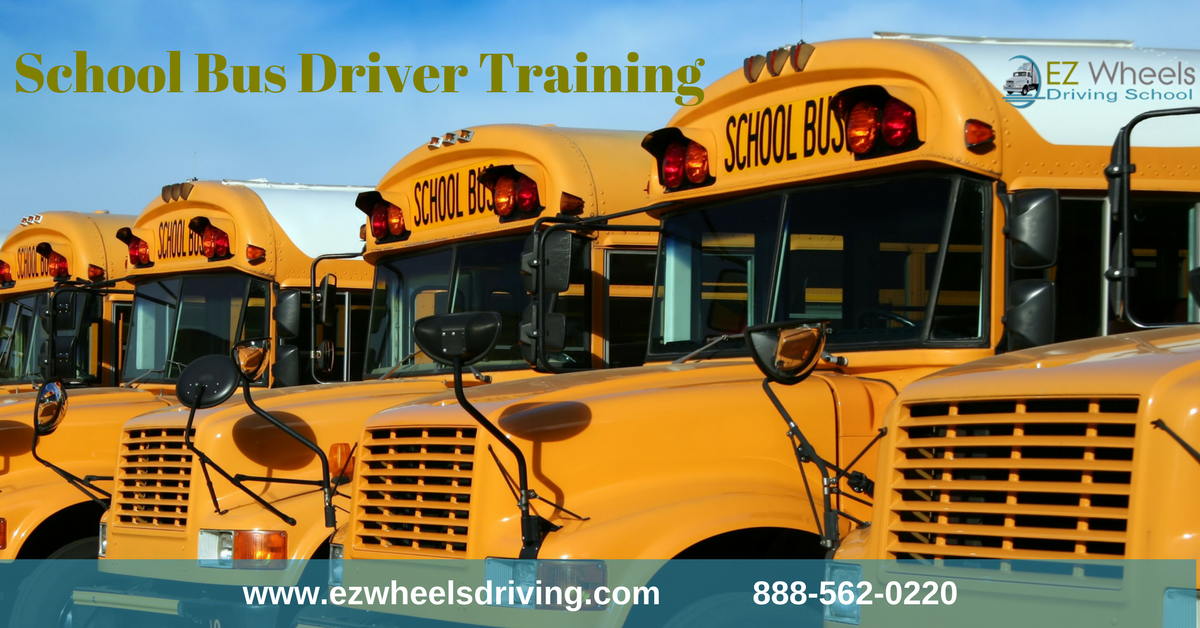 school bus driver training Union City NJ