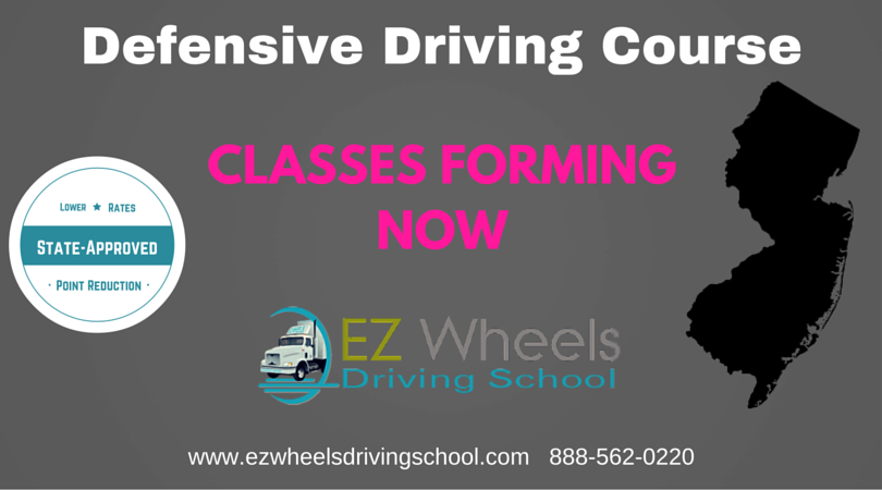 Defensive Driving Course Elizabeth NJ