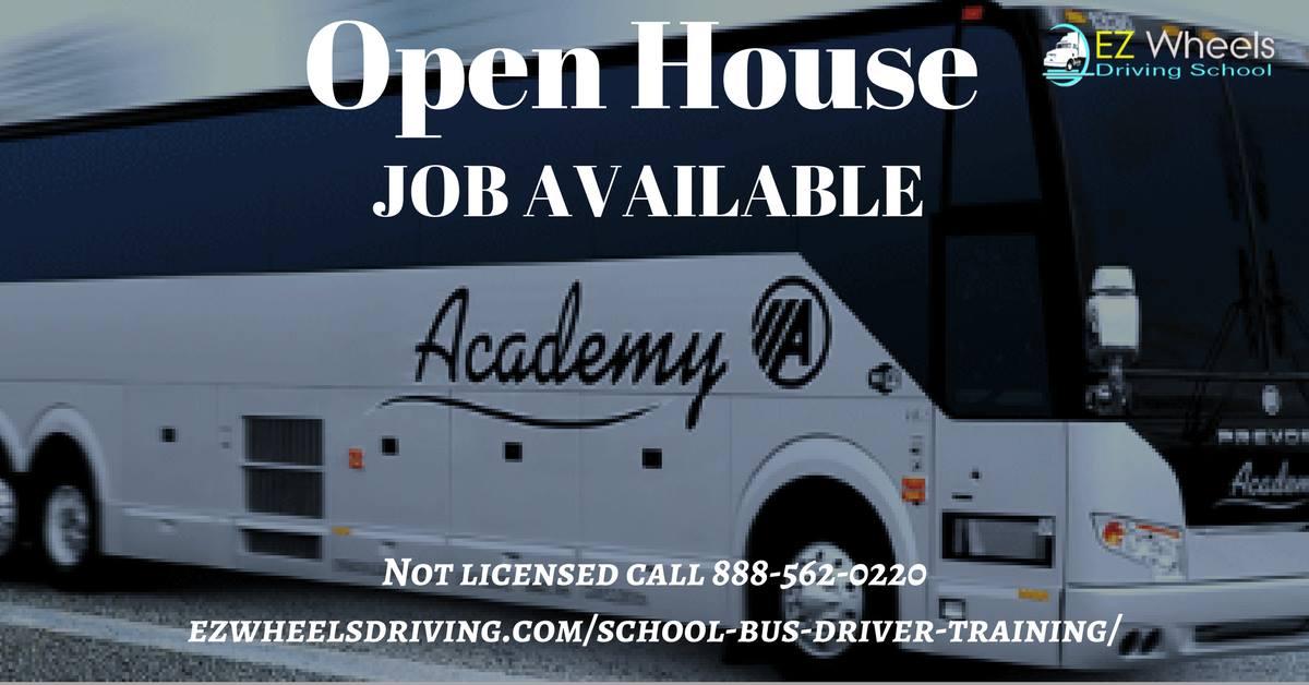 Job Fair Academy Bus