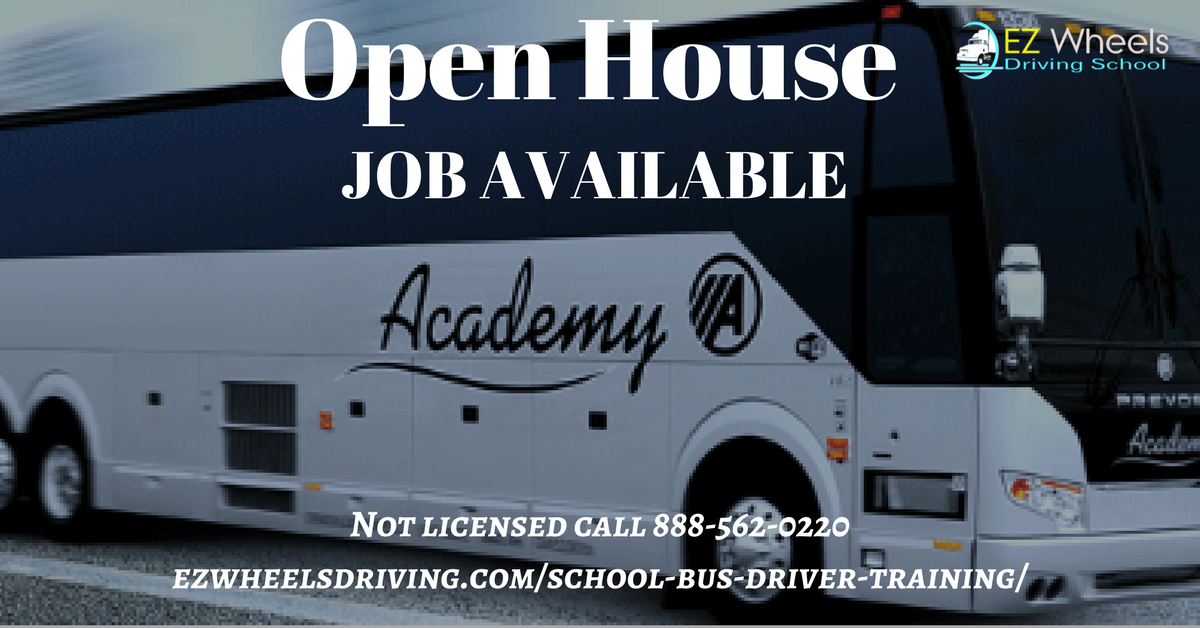 Job Fair Academy Bus Company