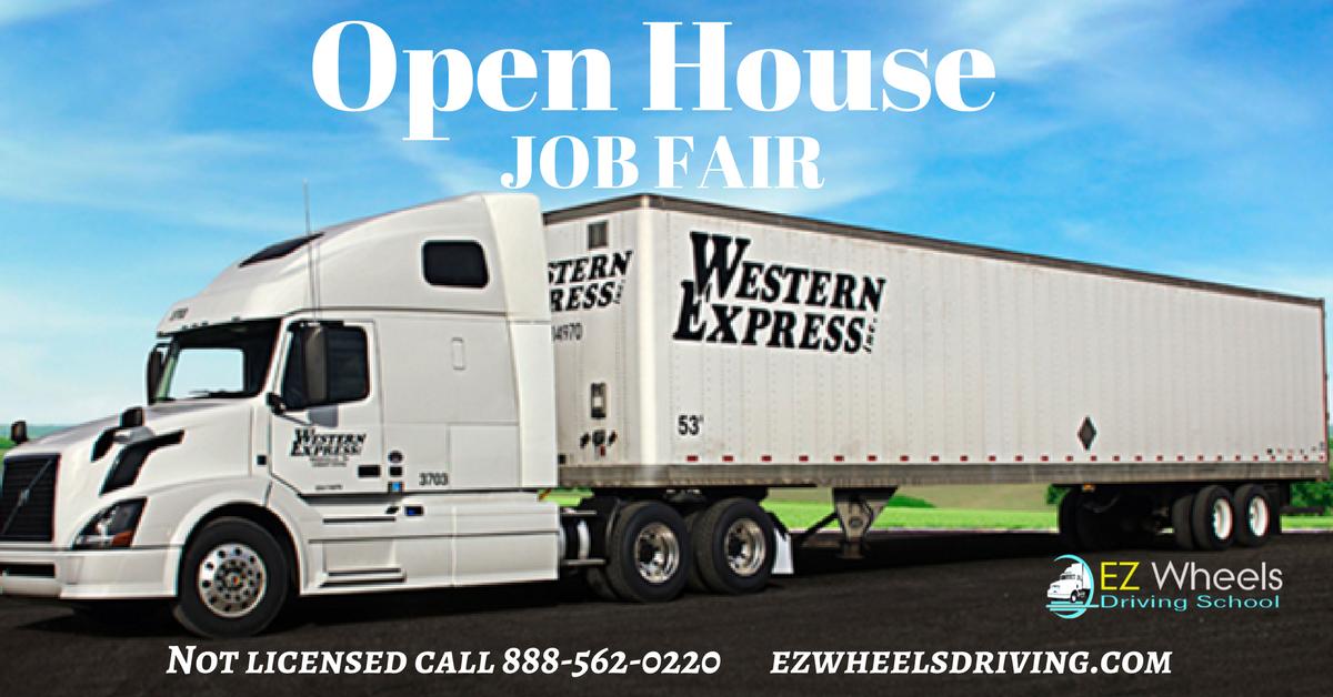 Western Express Job Fair