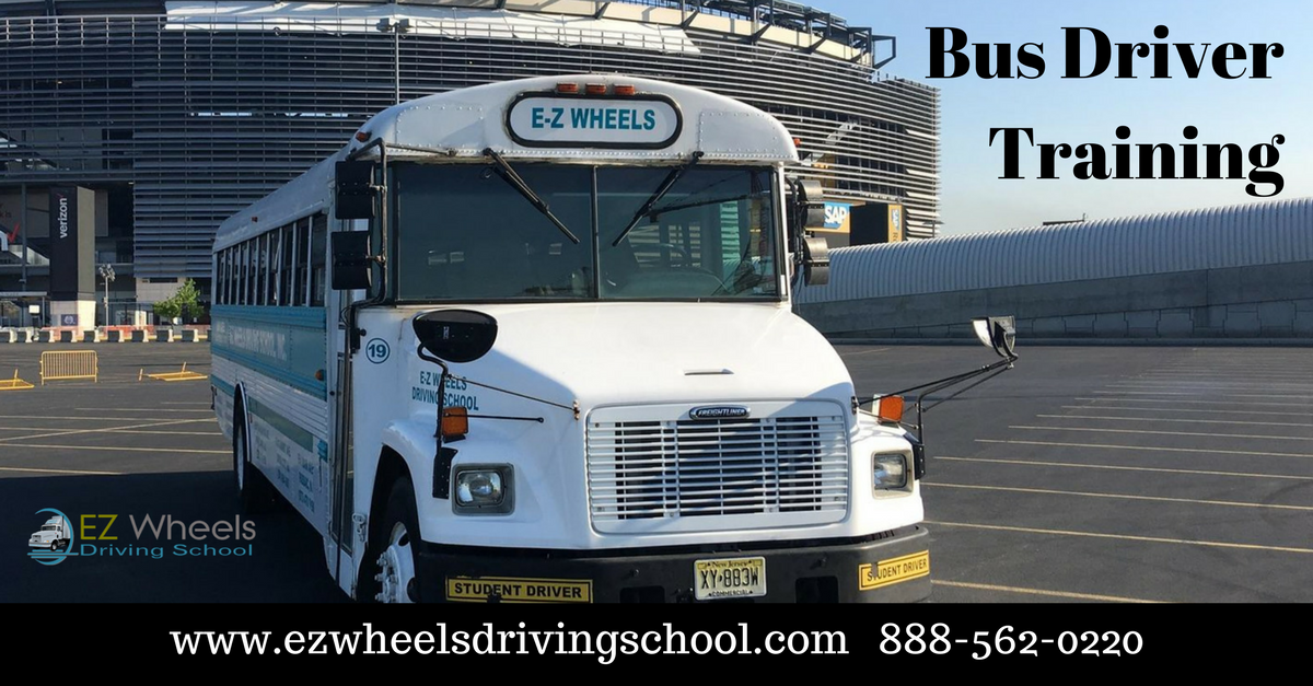 Bus Driver Training Morris County